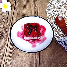 蓝莓山药泥#嘉宝笑容厨房#