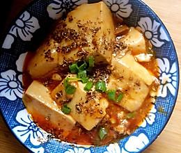 麻婆豆腐~四川经典川菜的做法