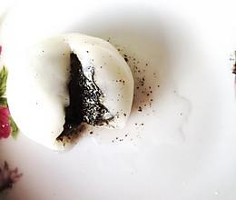黑芝麻汤圆的做法