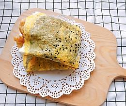 纯绿豆煎饼果子的做法