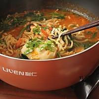 茄汁热汤面——利仁电火锅试用菜谱之二