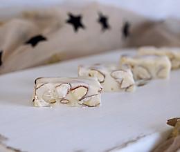 椰子牛轧糖的做法
