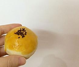 莲蓉蛋黄酥(20个)的做法