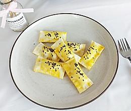 馄炖皮也能玩出新吃法香蕉派,一口一个,真的很好吃的做法