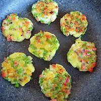 #一起土豆沙拉吧# 这小饼这么做太好吃了,孩子最爱的做法图解7