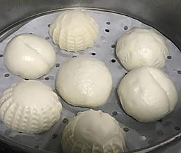 一锅三包(光头包、寿桃包、钳花包)的做法