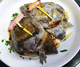 清蒸海鱼头的做法