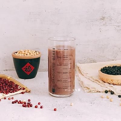 红枣五谷豆浆
