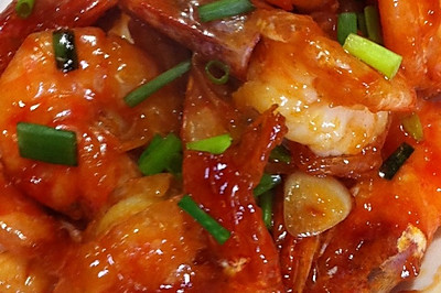 瑶柱大虾(图详解)