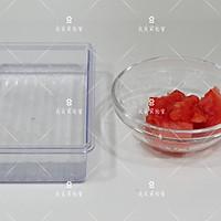 西瓜冰粉粉#百变水果花样吃#的做法图解1