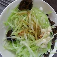 夏季凉菜~清淡爽口的呛莴笋的做法图解7