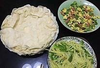 简单蒸着吃—— 卷馍 卷饼 水洛馍的做法