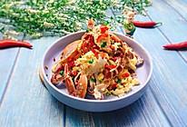 #精品菜谱挑战赛#下酒菜+螃蟹抱蛋的做法