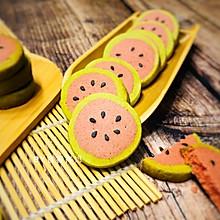 #快手又营养,我家的冬日必备菜品#西瓜小饼干