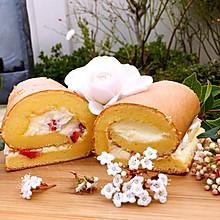 好吃哒日式棉花蛋糕卷