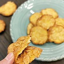 杏仁薄脆饼干