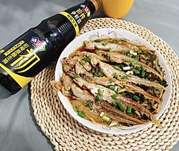 #巨下饭的家常菜#家烧咸菜凤尾鱼的做法