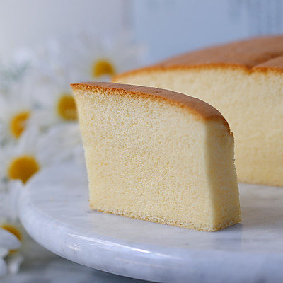 台湾古早味蛋糕