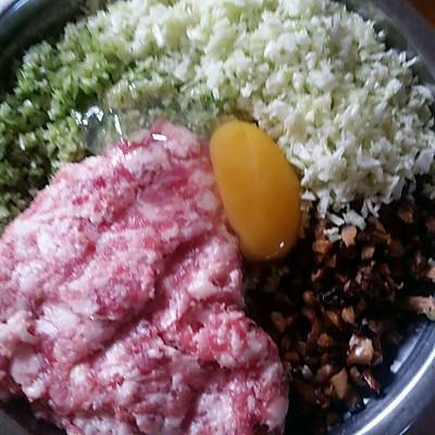 香菇猪肉饺子的做法 步骤2