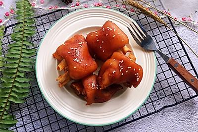 韩式辣酱烤猪手