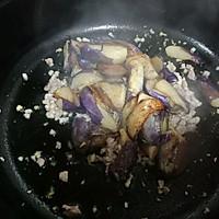 酱爆肉末茄子煲#金龙鱼营养强化维生素A 新派菜油#的做法图解12