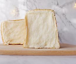 棉花感的酸奶100%全中种吐司的做法
