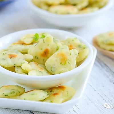 米饭萌萌饼 宝宝辅食食谱