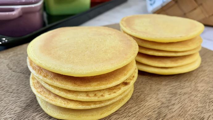 玉米饼—不发酵快手早餐