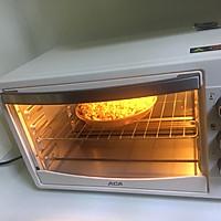 #夏天夜宵High起来!#馒头披萨的做法图解12