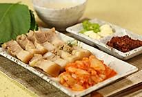 韩式辣白菜五花肉的做法