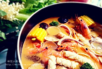 冬阴功火锅——利仁电火锅试用菜谱的做法