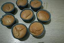 红枣纸杯蛋糕的做法