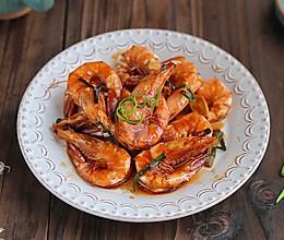 #中秋宴,名厨味#红烧大虾的做法