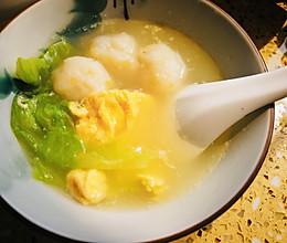 巴沙鱼吃法之二:鱼丸汤的做法