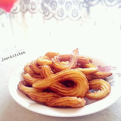 吉事果churros——西班牙油条