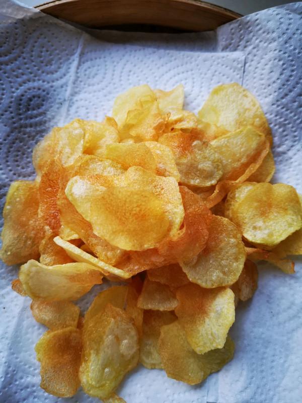 家庭版薯片的做法