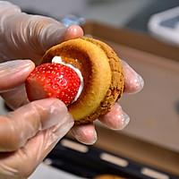 【草莓酥皮泡芙】——草莓季系列美食的做法图解20