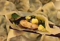 韭菜虾仁三鲜水饺的做法