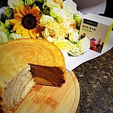 可可斑马戚风蛋糕#爱乐甜夏日轻脂甜蜜#