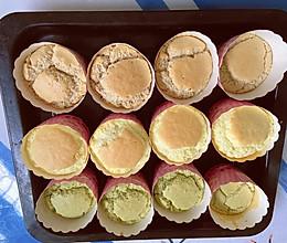 糯米粉蛋糕的做法
