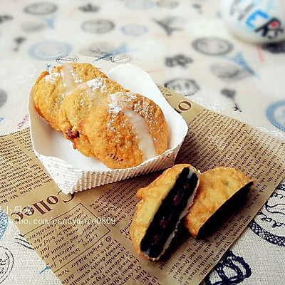 炸奥利奥——美国南部小零食