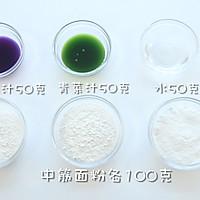 彩色迷你小水饺 宝宝辅食微课堂的做法图解3