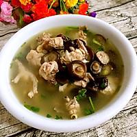 香菇红枣炖鸡汤的做法图解12