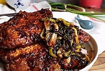 #父亲节,给老爸做道菜#葱烤大排 经典本帮家常菜的做法