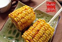 超解馋——微波炉烤玉米的做法