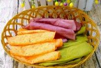 彩色春饼的做法