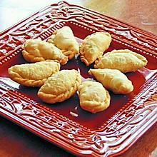 传统年货  广式奶香炸油角