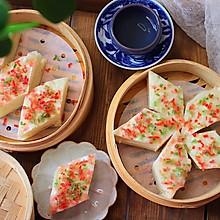 #美食视频挑战赛#淮扬名点《千层油糕》