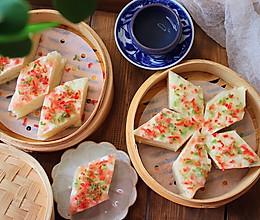 #美食视频挑战赛#淮扬名点《千层油糕》的做法