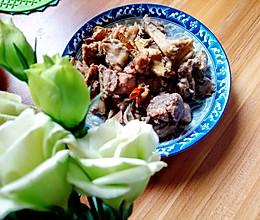 懒人食谱之电饭煲焖鸭 蒜香鸭的做法